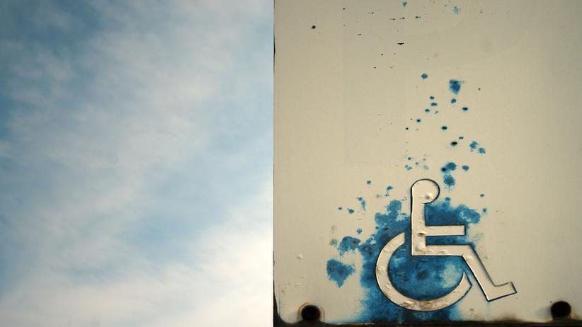 Behindertengerechte Toiletten: Pinkeln verboten
