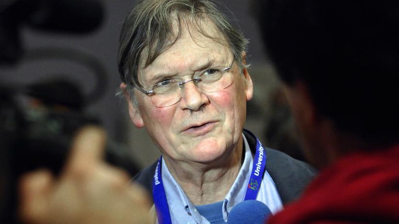 Tim Hunt: Nobelpreisträger Richard Timothy Hunt (Archivbild)