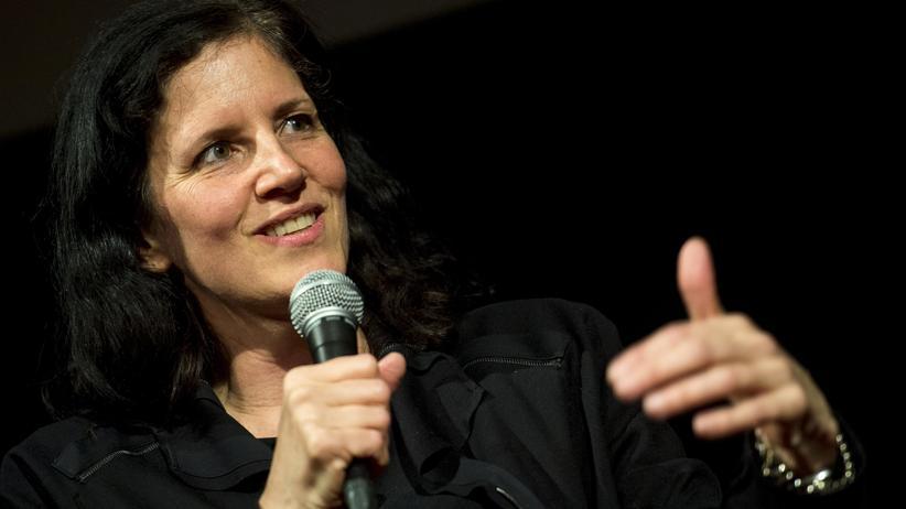 Laura Poitras, US-Journalistin und Dokumentarfilmerin