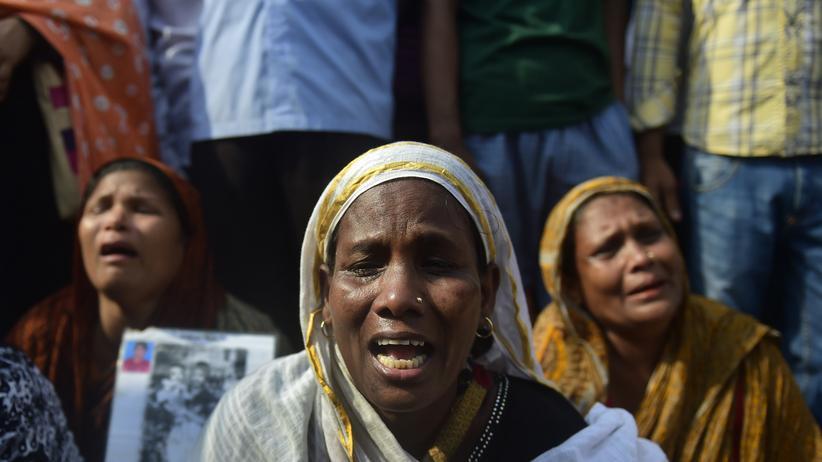 Textilindustrie: Bloß eine Beruhigung für das Gewissen