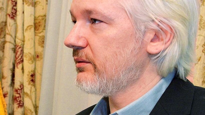 WikiLeaks-Gründer Julian Assange lebt seit 2012 in der ecuadorianische Botschaft in London.