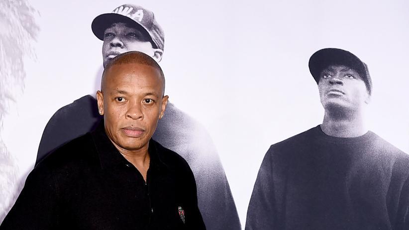 """Dr. Dre: """"Ich hoffe, er meint das ernst"""""""