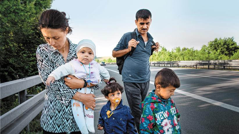 Flüchtlinge: Willkommen im deutschen Lampedusa
