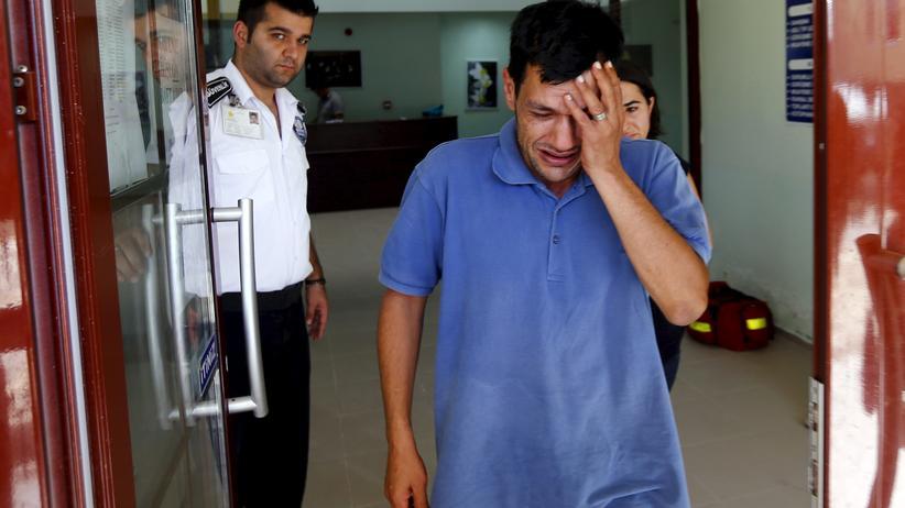 Toter Flüchtlingsjunge: Abdullah Kurdi, der Vater des toten Flüchtlingskindes Aylan Kurdi.