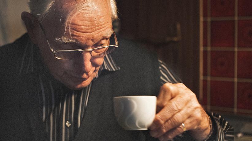 Der 98-jährige Ernst Hagmann