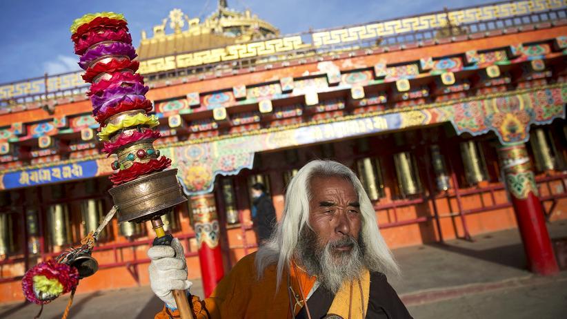 Buddhismus: Beten, beten, beten