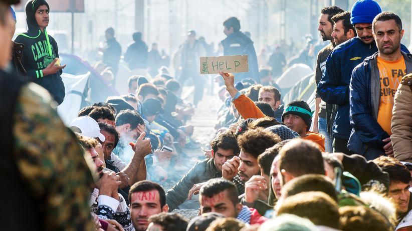 Politik,  Flüchtlinge,   CSU,     CDU ,    Europäische Union,     Asyl ,    Asylrecht ,    Flüchtling,     Syrien ,    Europa