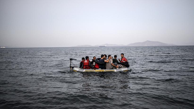 Flüchtlinge aus Syrien: Wenn das Meer unüberwindbar bleibt