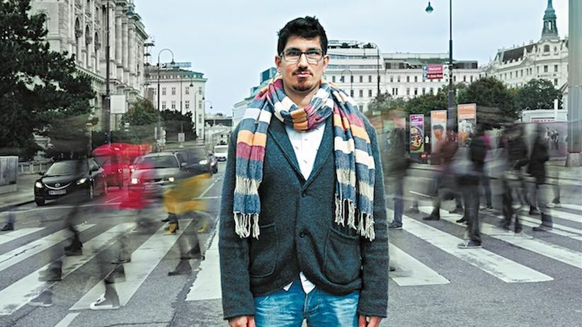 Gesellschaft, Nour Alsoliman, Regisseur, Asyl, Österreich, Flüchtling