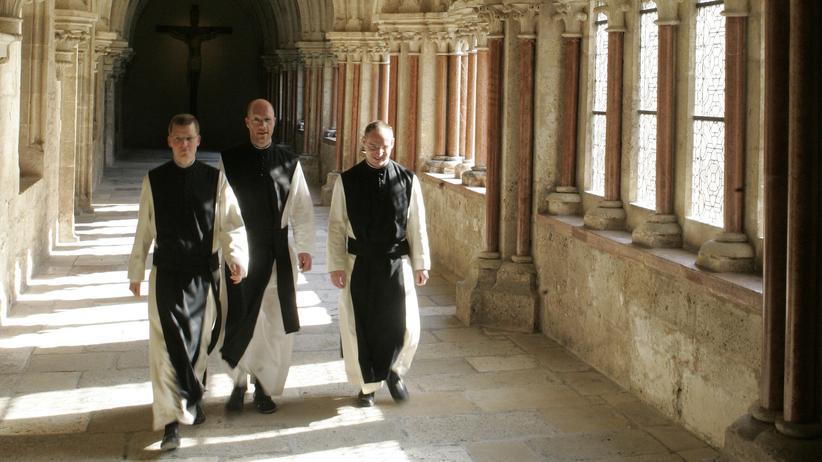 Die Mönche von Stift Heiligenkreuz