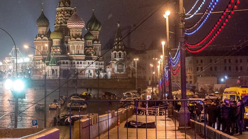 """Boris Nemzow: """"Echte Ermittlungen werden wohl nach Putins Herrschaft möglich"""""""