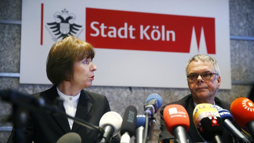 Henriette Reker und Wolfgang Albers