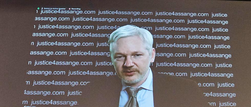 Julian Assange Botschaft Ecuador
