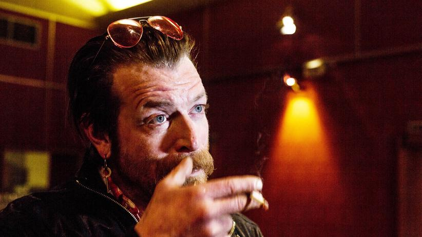 Eagles of Death Metal: Jesse Hughes, Sänger der Rockband Eagles of Death Metal