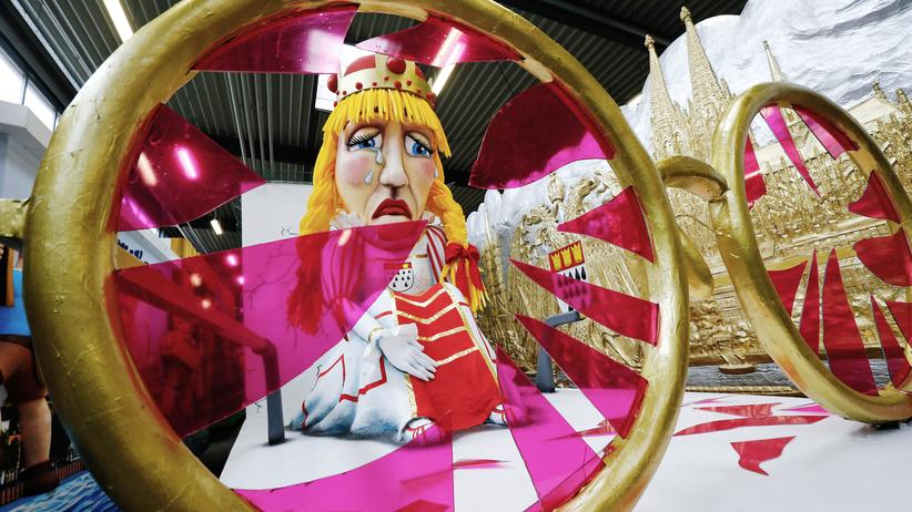 Karneval: Köln konfrontiert seine Dämonen