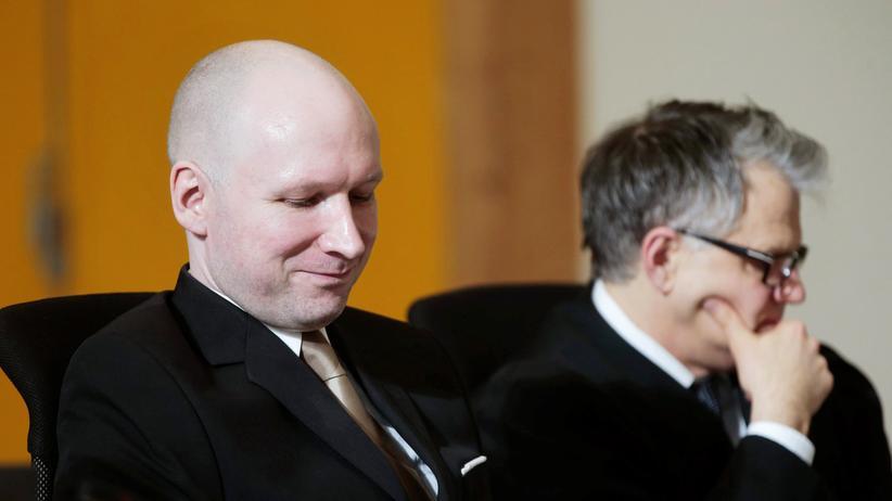 Norwegen: Anders Behring Breivik