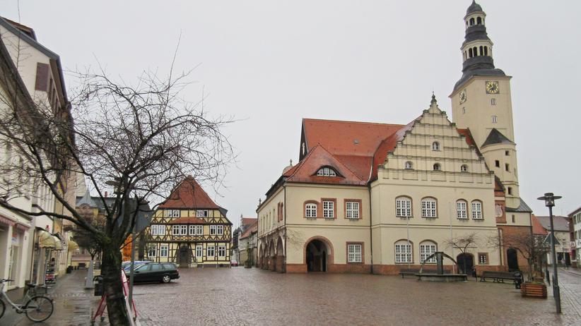 Das Rathaus im Zentrum von Gardelegen ist beinahe 800 Jahre alt.