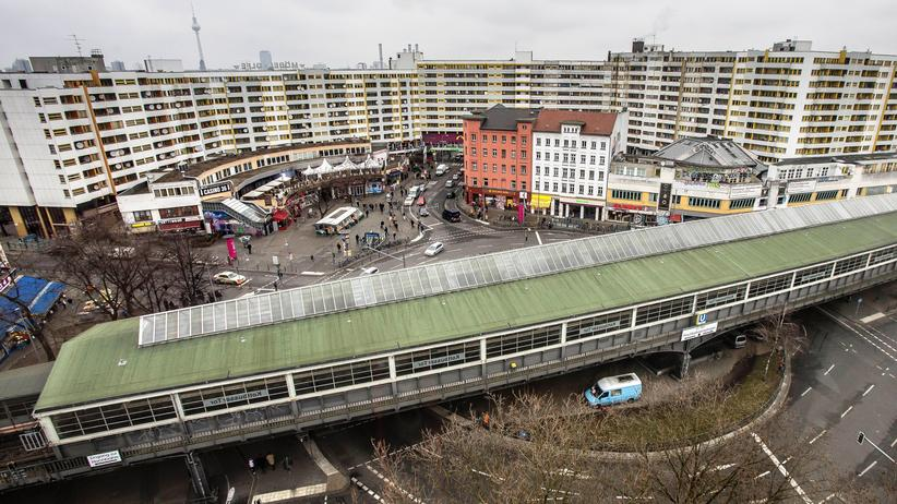 Kriminalität in Berlin: Das Kottbusser Tor in Berlin