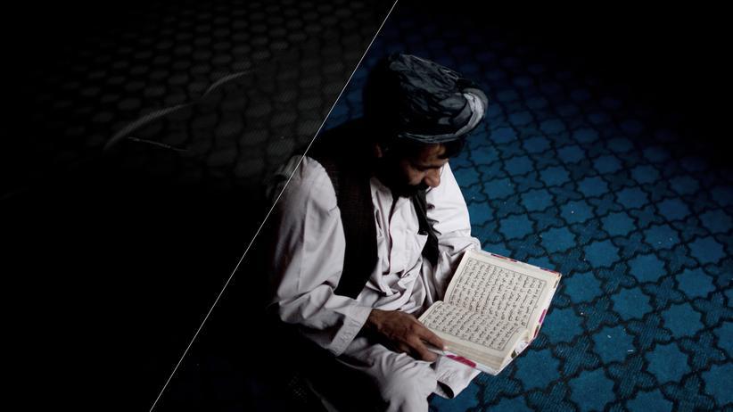 Lesart: Der Koran spricht nicht