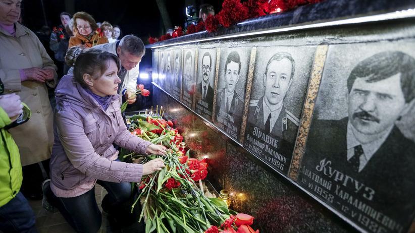 Tschernobyl: Ukraine gedenkt der bisher schlimmsten Atomkatastrophe