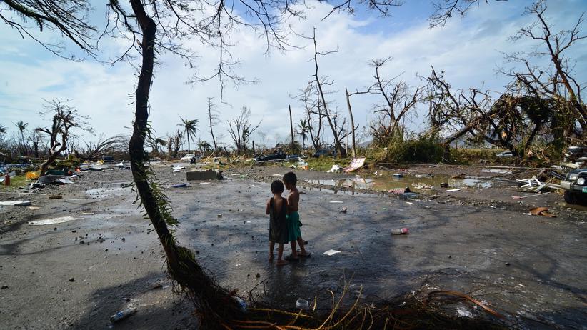 Humanitäre Hilfe: Wir brauchen eine Milliarde Dollar für Menschen in Not