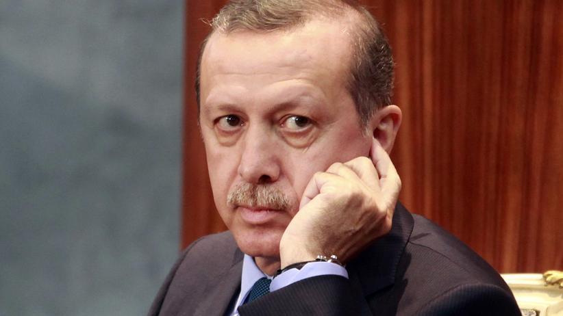 Böhmermann-Affäre: Der türkische Staatspräsident Recep Tayyip Erdoğan