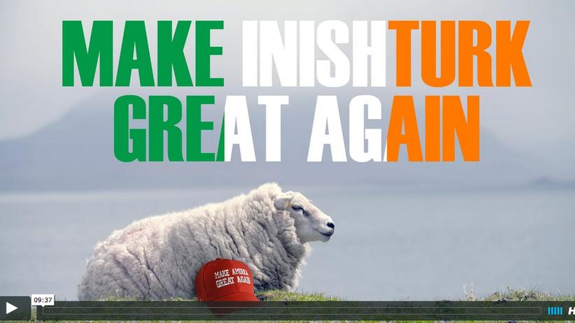 Irland Donald Trump Inishturk