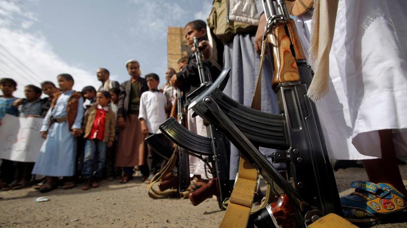 Deutscher im Jemen freigelassen.