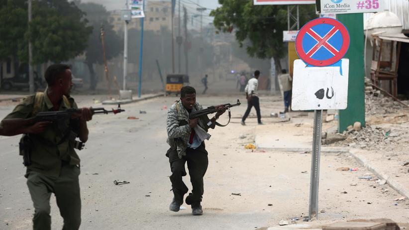 Mogadischu: Tote bei Geiselnahme in somalischem Hotel
