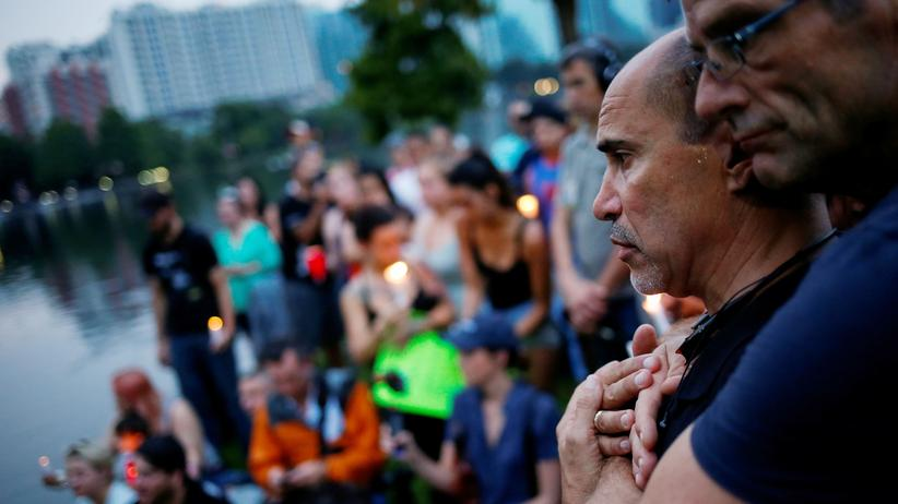 Orlando-Massaker: Offene Feindseligkeit