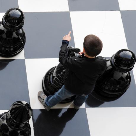 Schach: Warum will der Russe gewinnen?
