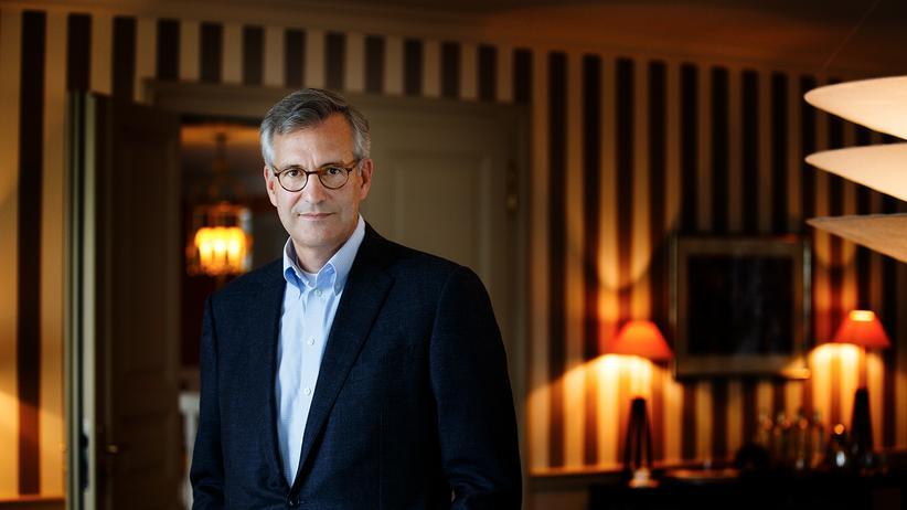C&A-Eigentümer: Maurice Brenninkmeijer, Chairman der Familienholding von C&A