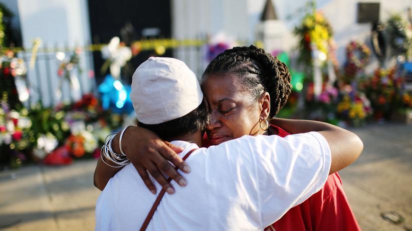 Massaker in Charleston: Angehörige verklagen FBI wegen Mittäterschaft