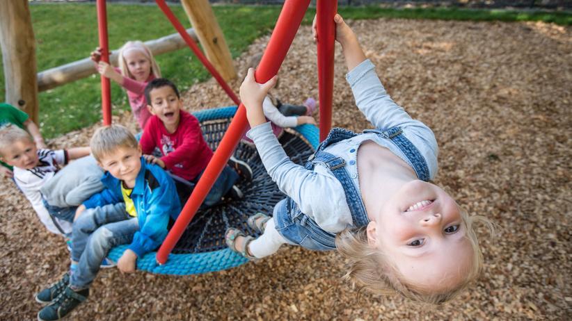 Kita: Kinderschutz hat in einigen Kitas inzwischen Priorität.