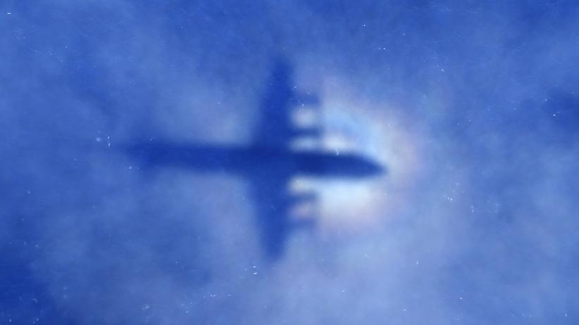 Malaysia Airlines: Ein Flugzeug der neuseeländischen Luftwaffe auf der Suche nach MH370