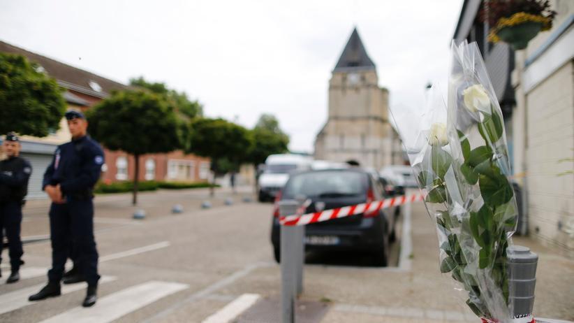 Rouen: Ermittler identifizieren den zweiten Angreifer auf Kirche