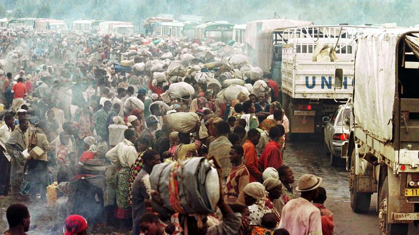 Genozid: Zwei ruandische Bürgermeister wegen Völkermords verurteilt