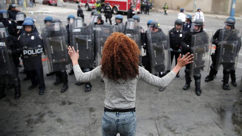 USA: Polizei in Baltimore verhöhnte Opfer sexualisierter Gewalt
