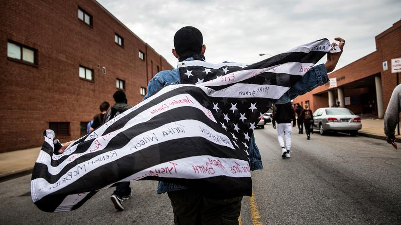 Polizeigewalt: Die rassistische Polizei von Baltimore