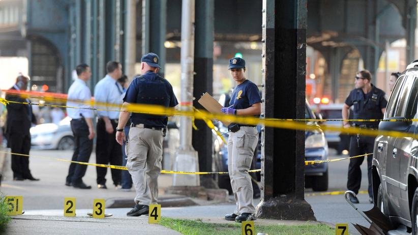 New York: Der Ort des Verbrechens in Queens