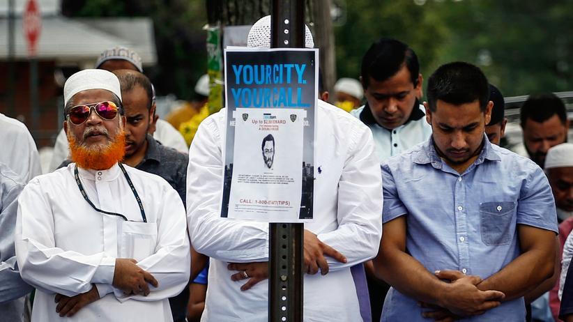 New York: Verdächtiger wegen Mordes an Imam beschuldigt