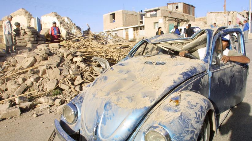 Peru: Mehrere Tote und Verletzte bei Erdbeben