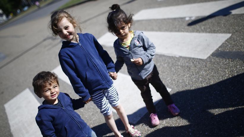 Kinderstube: Deutsch lernen in der Nachbarwohnung