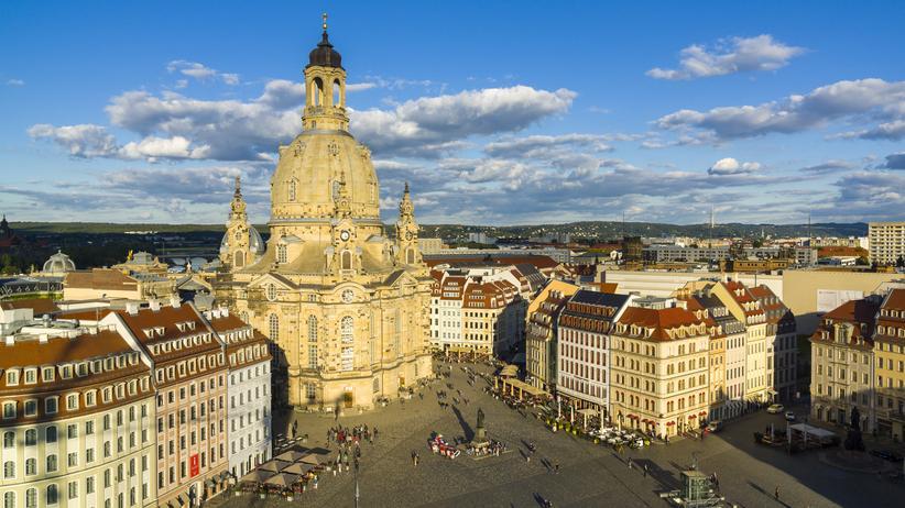 Frauenkirche in Dresden: Schön besinnlich