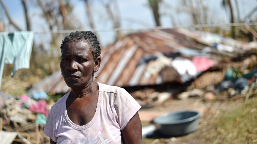 "Haiti: UN-Generalsekretär fordert ""massive Antwort"" auf Hurrikan-Katastrophe"