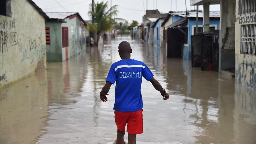 Karibik: Mindestens elf Tote durch Hurrikan Matthew