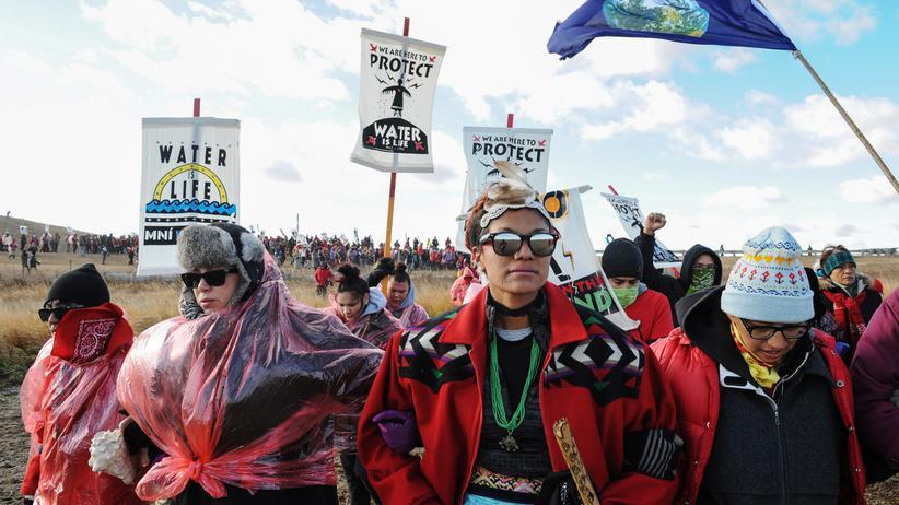 North Dakota: Nicht mit uns!