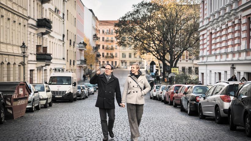 Migration: Harald und Maren Wagener haben in Berlin die Weite gefunden, die sie in Zürich vermissten.