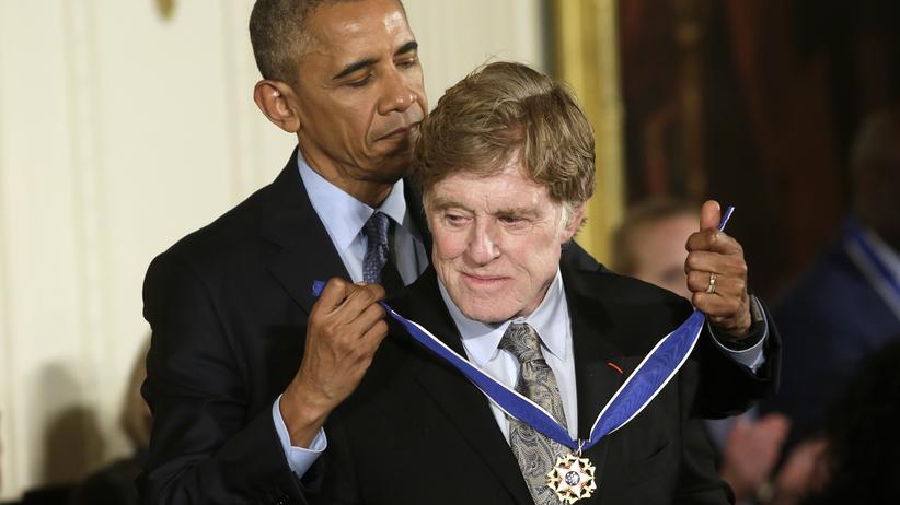 USA: Obama ehrt US-Stars mit Freiheitsmedaille