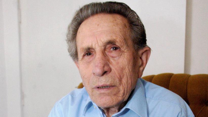 NS-Zeit: Holocaustüberlebender Adolf Burger ist tot